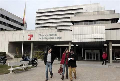 Almeria24h almera y provincia la direccin provincial for Oficinas de la seguridad social en valencia