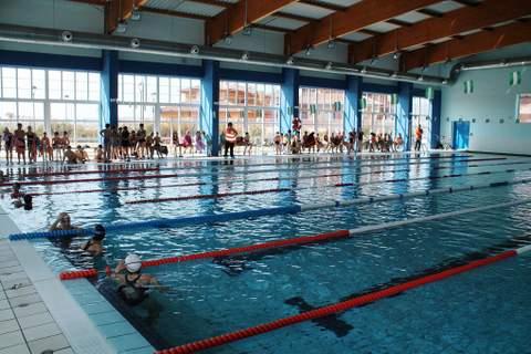 Almeria24h pulp la piscina municipal cubierta de pulp Cubierta piscina precio